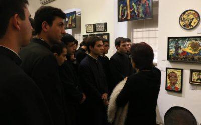 Մշակութային օր Գևորգյան հոգևոր ճեմարանում