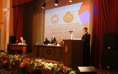 Սեմինար-հանդիպում Գևորգյան հոգևոր ճեմարանի և ՀՀ Ոստիկանության ակադեմիայի միջև